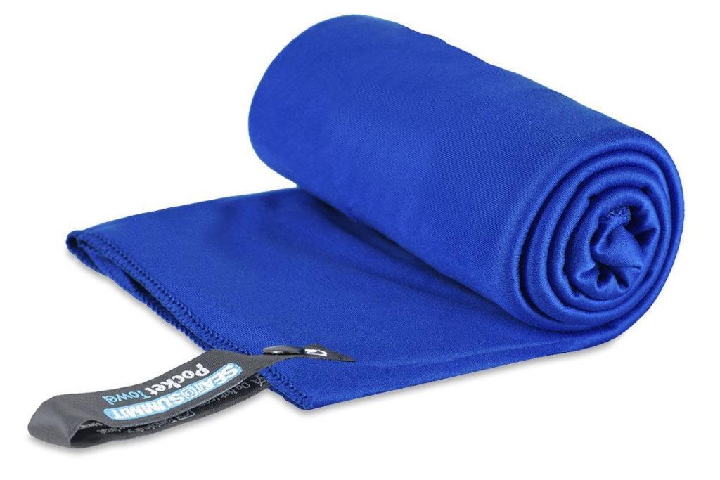 toalla de bolsillo sea to summit reseña