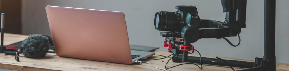 creador de contenido audiovisual nomada digital
