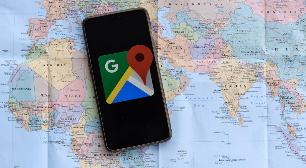 Razones por las que Google Maps es el Mejor Amigo del Viajero
