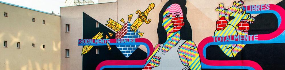 arte urbano madrid turismo