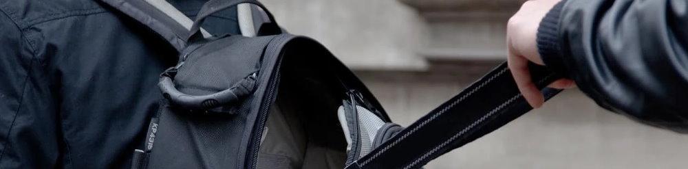 mochilas antirrobo para viajar