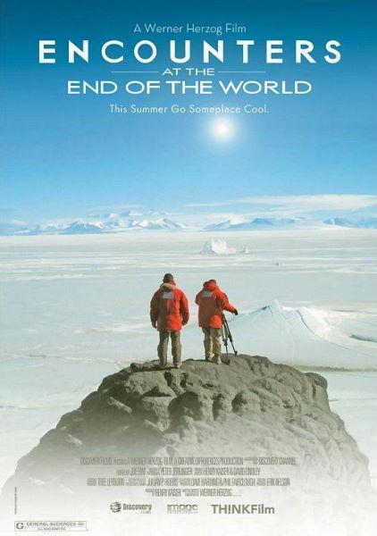 pelicula de viaje encuentros en el fin del mundo