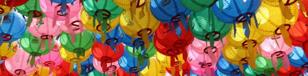 cumpleaños de Buda Seúl Corea del Sur