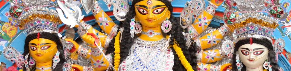 Durga Puja en Bengala Occidental India