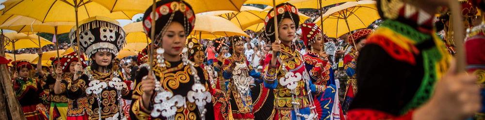 festival de las antorchas yunnan