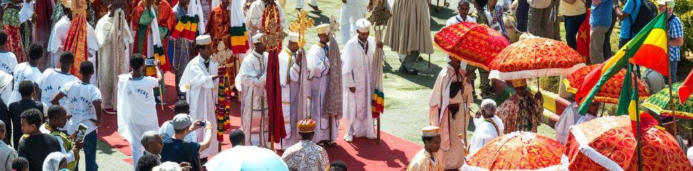 Festival de Timkat Etiopía