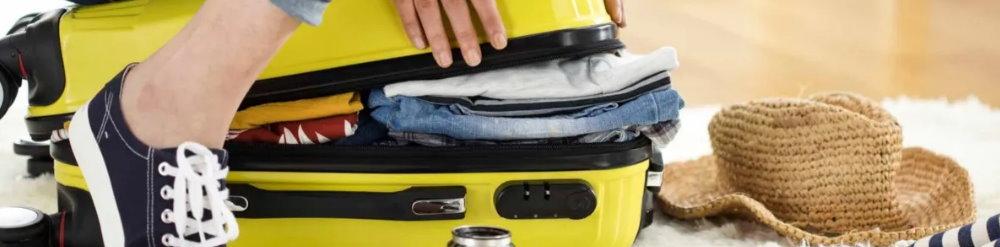 empacar ligero